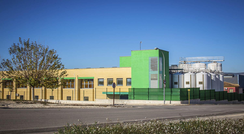 agritecno Montaverner factory